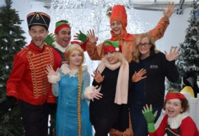 West Yorkshire businesses collaborate for a third Christmas experience