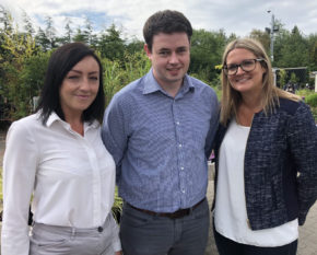 Tong Garden Centre strengthens team with key appointments