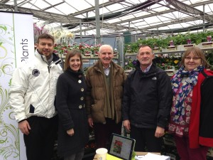 Bedding plant supplier of the year 2014 - Bryants Nursery 2