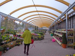 Fordingbridge offer new problem solving canopy at Glee