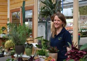 Castle Gardens' houseplant department turns over a new leaf