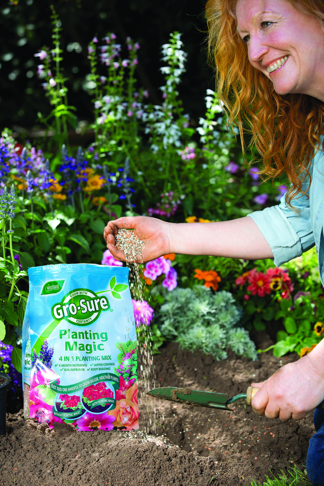 Garden Centre Update Charlie Dimmock To Appear At