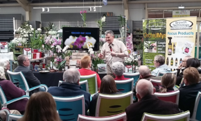 Bradford Garden Centre's Orchid advice and MOT day hailed a success