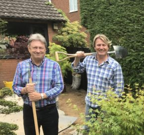 Gardening television show airing all Spring