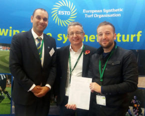 Evergreens UK joins The European Synthetic Turf Organisation