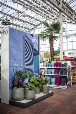 Elho sponsors new award at National Plant Show