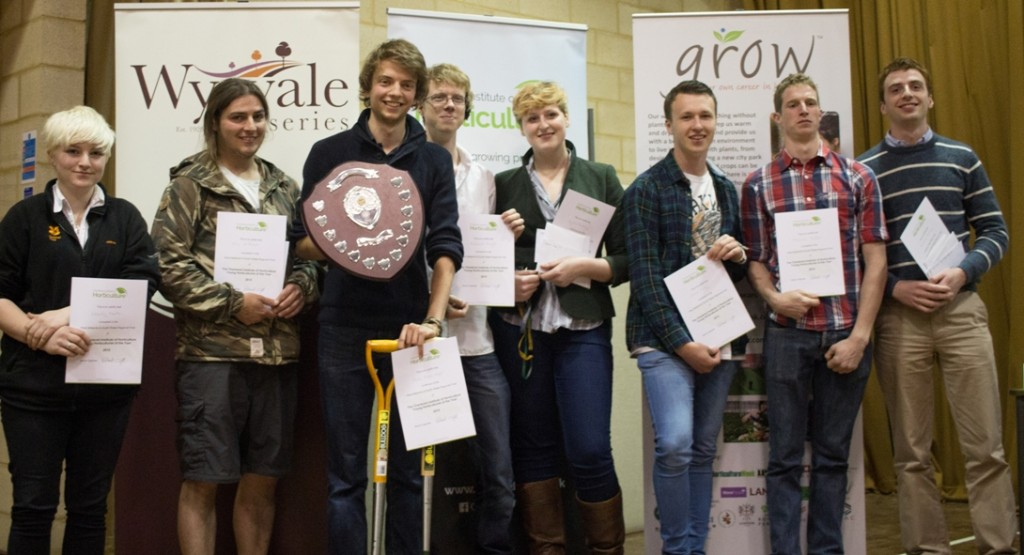 Finalists in the West Midlands and South Wales region