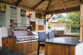 Furniture@Outdoor Living launches first outdoor kitchen display at Longacres Garden Centre