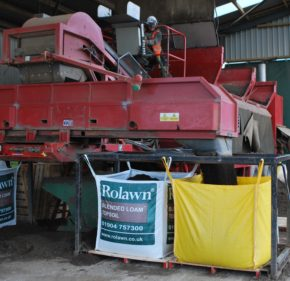 Rolawns bags another milestone