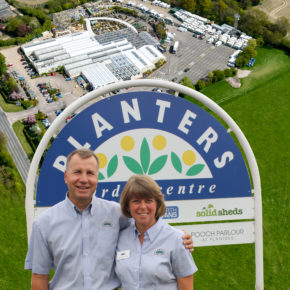 Planters begin search for new garden centre general manager