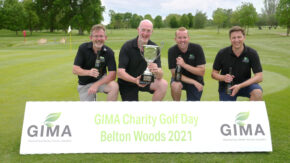 Zest wins at GIMA Charity Golf Day