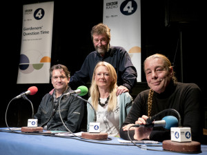 Bob Flowerdew, Bunny Guinness and Matthew Wilson are some of the celebs taking part. Photo: Paul Debois