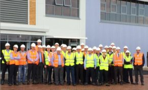 Gardman field sales team visits new National Distribution Centre in readiness for Glee