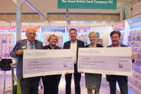 Greetings card range raises £18,000 for Perennial and Greenfingers