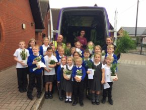 Perrywood Garden Centre on a mission to bring houseplants to Essex classrooms