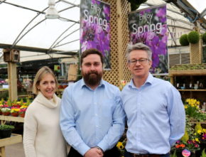 Garden centre industry duo sponsored by GCA Trust to go to IGCA Congress