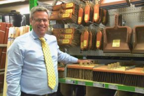 Stax expands own-brand offering by acquiring Groundsman premium brush range