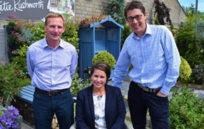 Growing garden centre business appoints commercial director