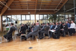 Shot from a previous GIMA day Conference