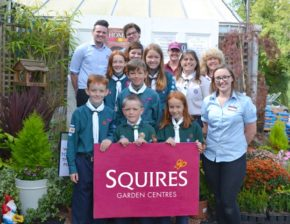 Squire's Garden Centres announce 'Charities of the Year'