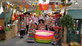 Mexican Day at Squire's raises money for Princess Alice Hospice