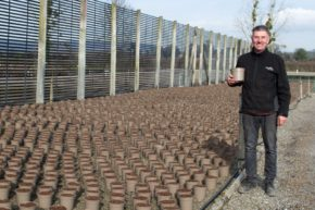 Wyevale nurseries introduces recyclable plant pots