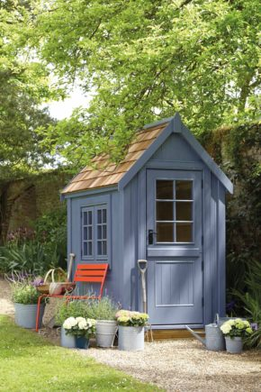 Posh Shed Company highlights changing market trends