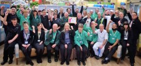 Bradford garden centre highly commended in tourism awards
