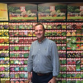 Thompson & Morgan appoints new national sales manager