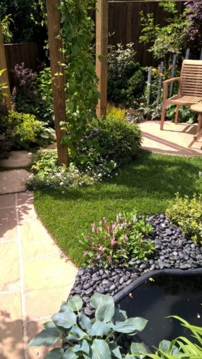 Rolawn hits the mark at Gardeners' World Live