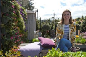 Bradford Garden Centre launches a competition to celebrate partnership with TV gardener