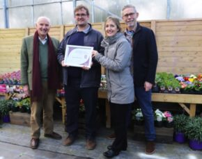Squire's plant show sees multiple accolades