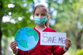 Help to restore our planet on Earth Day
