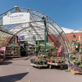 Wyevale announces sale of Barnett Hill and Seven Hills centres